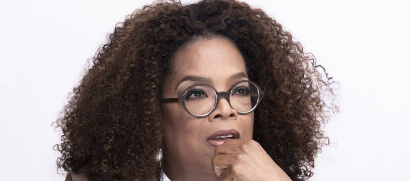 L'animatrice Oprah Winfrey