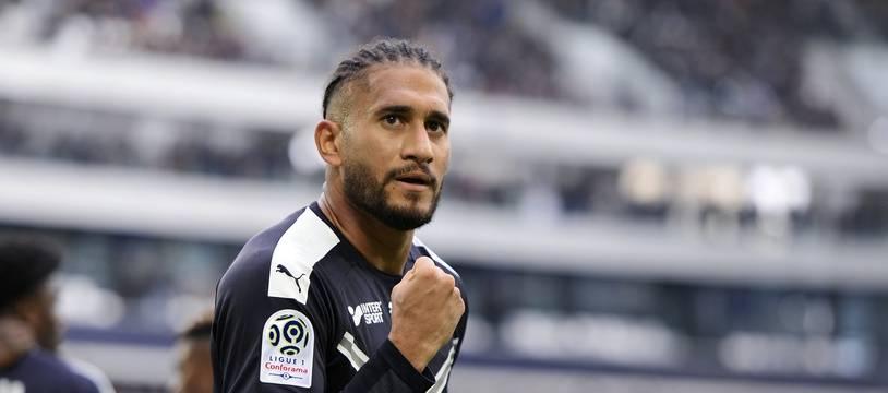 Pablo, le défenseur brésilien des Girondins de Bordeaux.