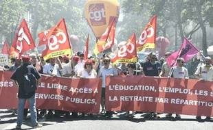 Une manifestation le 28 juin 2018 à Paris.