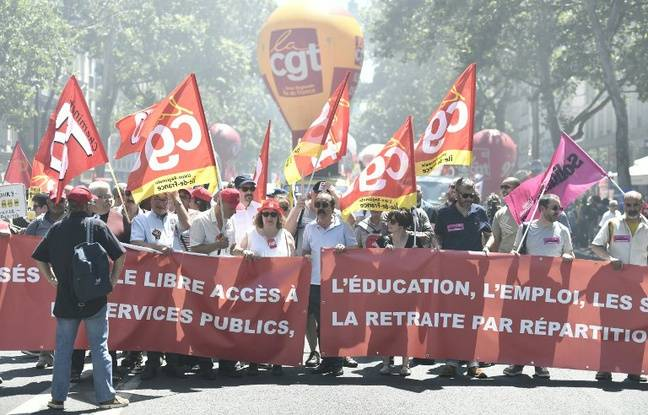 Mobilisation: Appel à la grève le 9 octobre contre la politique sociale du gouvernement