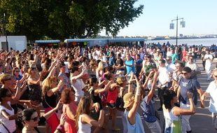 Environ 25.000 personnes ont participé à l'édition précédente.