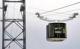 Le projet de télécabine de Lyon reste pour l'instant très contesté (illustration)