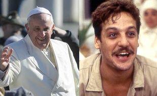 Le pape François devrait être incarné par l'acteur argentin Rodrigo de la Serna