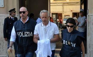 Une opération conjointe de la police italienne et du FBI a permis l'arrestation de 19 mafieux, mercredi 17 juillet 2019.