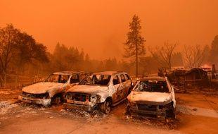 Au moins 87 personnes ont péri dans cet incendie, qui a brûlé quelque 620 km2.