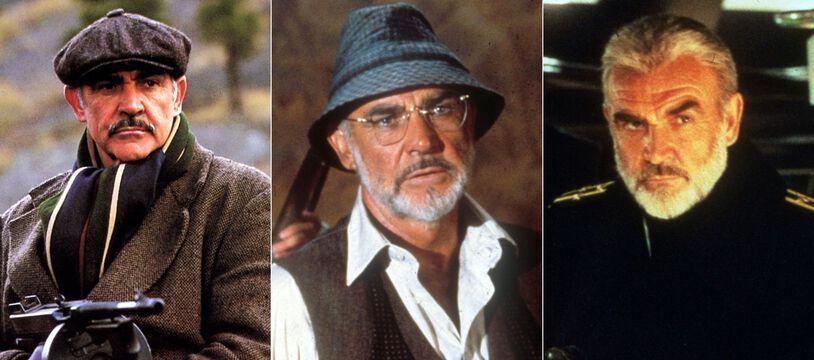 Sean Connery, 64 films et presque autant de rôles cultes