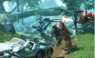 « Avatar » d' Ubisoft compte parmi  les blockbusters qui sortiront fin 2009.