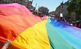 Le Rainbow Flag, dévoilé sur la Comédie.