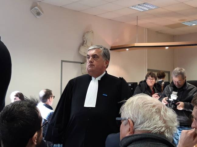 Maître Joseph Aguera, l'avocat de la FFR.