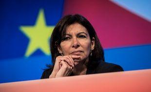 La maire PS de Paris Anne Hidalgo.