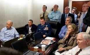 """Le président Barack Obama a ouvert à une télévision la """"Situation Room"""", la salle de crise ultra-sécurisée de la Maison Blanche, pour un entretien consacré au premier anniversaire du raid contre Oussama ben Laden, un """"accès sans précédent"""" a assuré vendredi la chaîne NBC."""