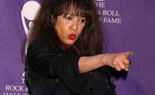 La chanteuse Ronnie Spector