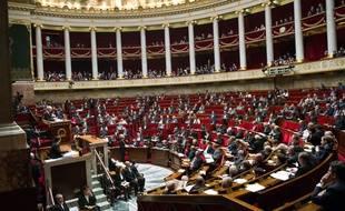 L'Assemblée nationale29/10/2014./LCHAM_lcham036/Credit:CHAMUSSY/SIPA/1410291839