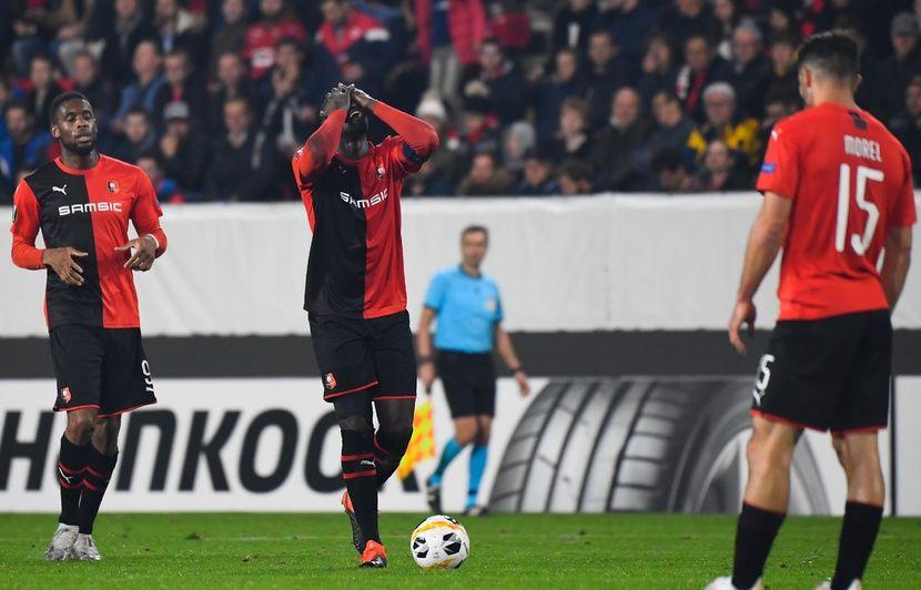 Cluj-Stade Rennais: Cluj réalise le hold-up et élimine Rennes de la Ligue Europa