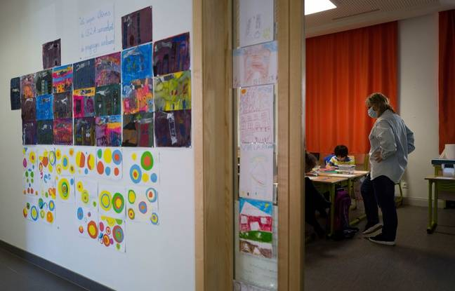 Déconfinement à Nantes: Un service de garde gratuit pour les enfants non admis à l'école