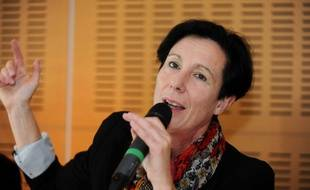 Tiennot-Herment, présidente de l'AFM-Téléthon