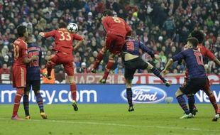 Grand favori après sa victoire à Londres à l'aller (3-1), le Bayern Munich a tremblé pour entrer en quarts de finale de la Ligue des champions, battu par une équipe d'Arsenal (2-0) sortie avec les honneurs en 8e de finale retour, mercredi soir à l'Allianz Arena.