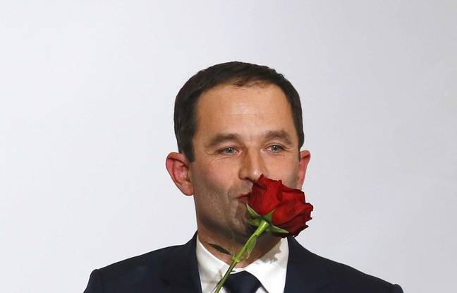 Benoît Hamon le 29 janvier 2017.