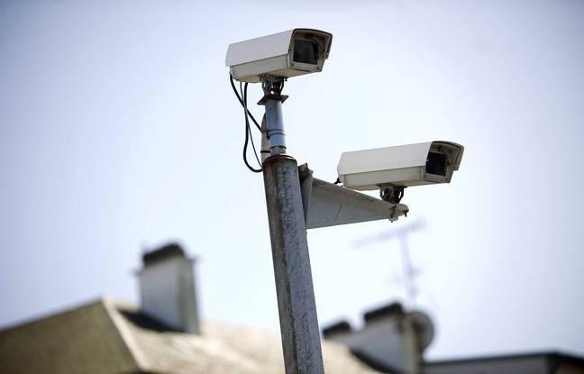 Lyon: Interpellé en train de scier un poteau de caméra de surveillance