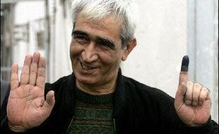 Ahmed Saadat incarcéré dans la prison de Jéricho, s'est rendu à l'armée israélienne à l'issue de l'assaut de l'édifice.