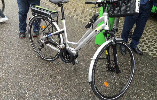 Strasbourg: Pour convaincre les automobilistes, 200 nouveaux vélos électriques sont à louer