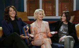 Bette (Jennifer Beals), Alice (Leisha Hailey), et Shane (Kate Moennig) sont à nouveau réunies dans « The L Word : Generation Q ».