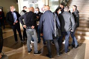 18 policiers de la Bac Nord sont jugés pour des soupçons de dérives lors de l'exercice de leur fonction. .