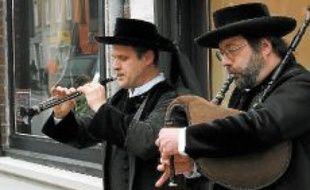 Les Zotte Sonerien pour une ambiance de festnoz breton.