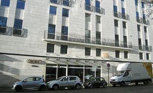 Le premier établissement Okko de France se trouve rue de Strasbourg.