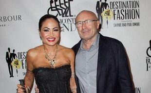 Les ex-époux Orianne Cevey et Phil Collins