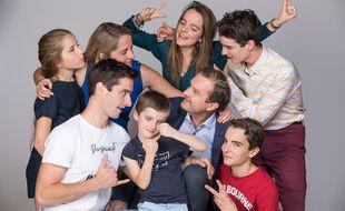 La famille Lefèvre a remporté la saison 15 de La France a un incroyable talent.