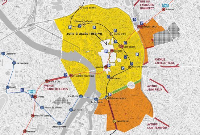 Stationnement. Les amendes augmentent, 25 € et 35 € à Nantes