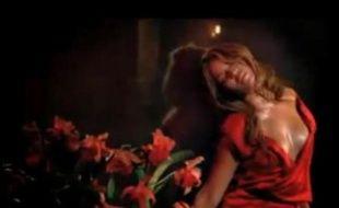 Capture d'écran du clip de Beyoncé, novembre 2010