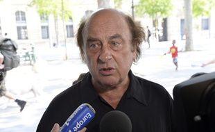 alain Pojolat, du Nouveau parti anticapitaliste (NPA), le 26 juin 2014 à Paris.