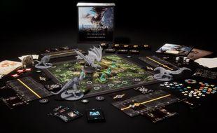 Le jeu de plateau Monster Hunter World dépasse les 3 millions sur Kickstarter