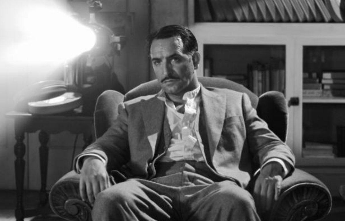 Jean Dujardin dans «The Artist» – Festival de Cannes