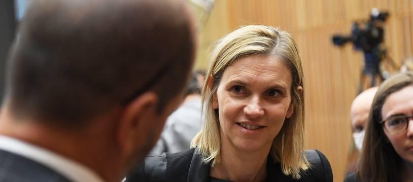 La ministre déléguée à l'industrie Agnès Pannier-Runacher, ici début juillet à Paris.