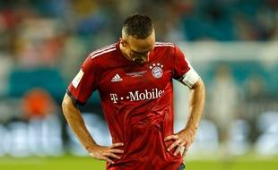 Ribéry fait profil bas.
