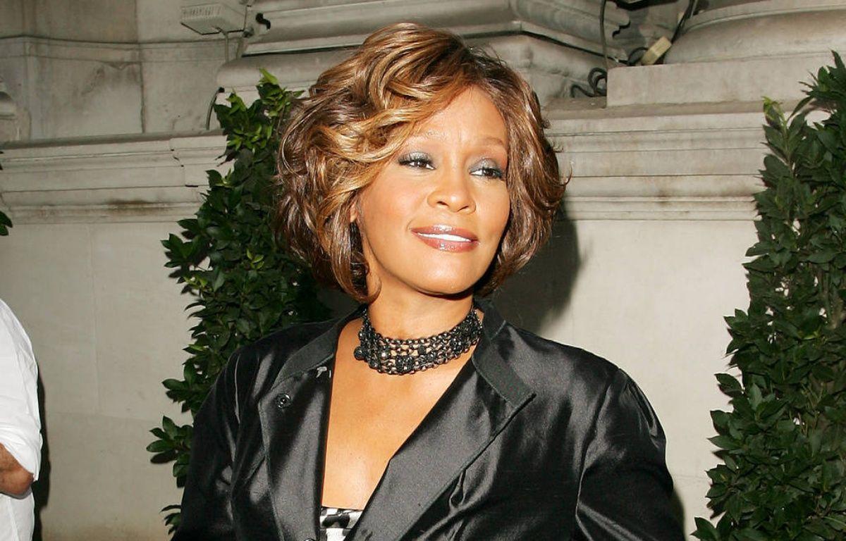 La chanteuse et actrice Whitney Houston – WENN