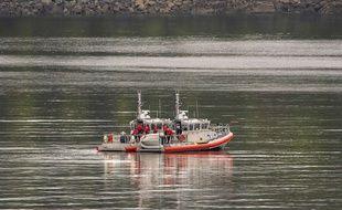 Des navires de recherche ont été mobilisés après la collision entre deux hydravions, lundi 13 mai en Alaska.