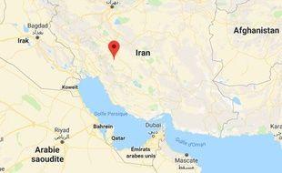 L'avion qui assurait la liaison entre Téhéran et la ville de Yasouj (sud-ouest), s'est écrasé dans la région de Samirom.