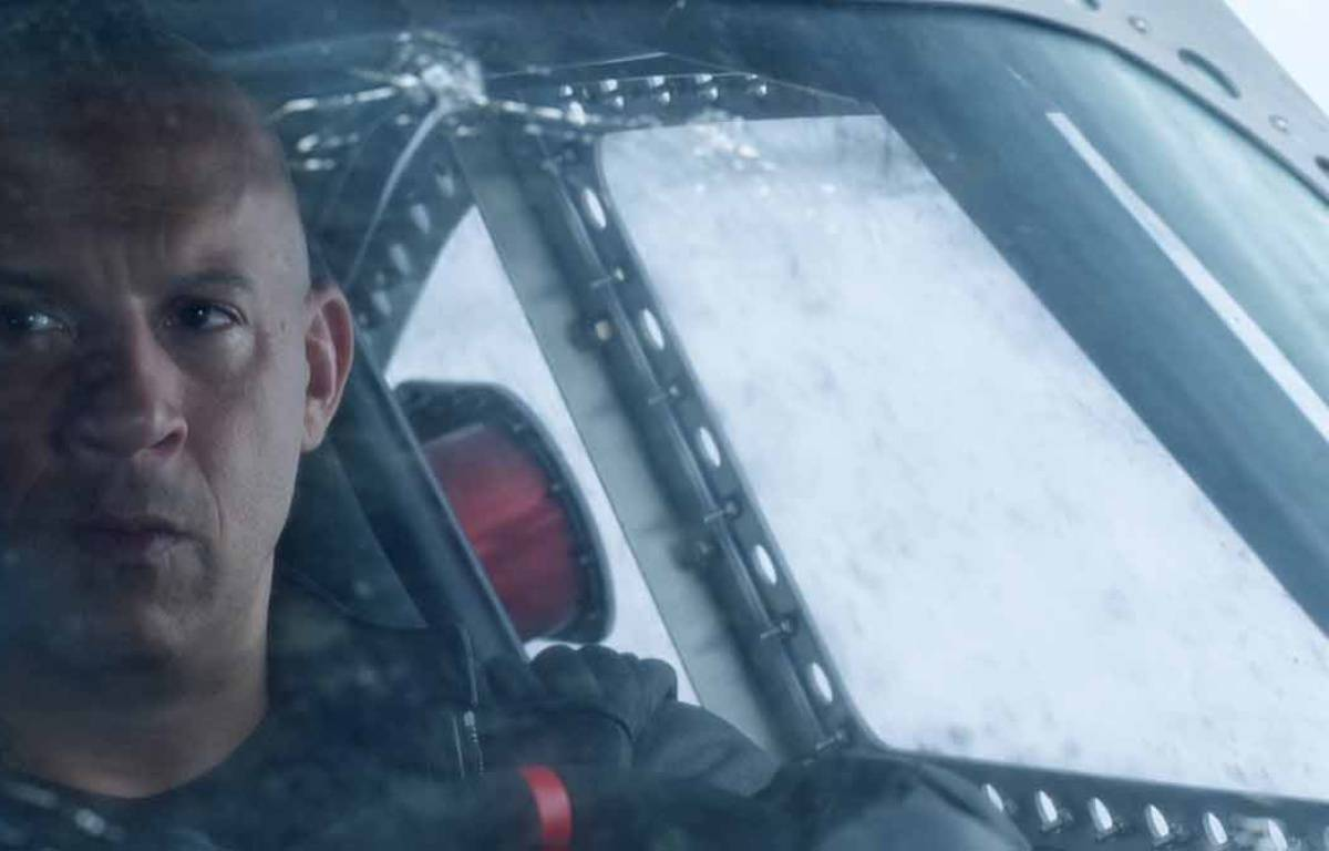 Vin Diesel dans Fast & Furious 8 de F. Gary Gray  – Universal