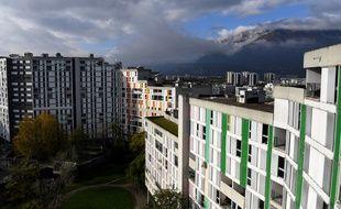 Ce sont ces immeubles qui pourraient être démolis à Grenoble.