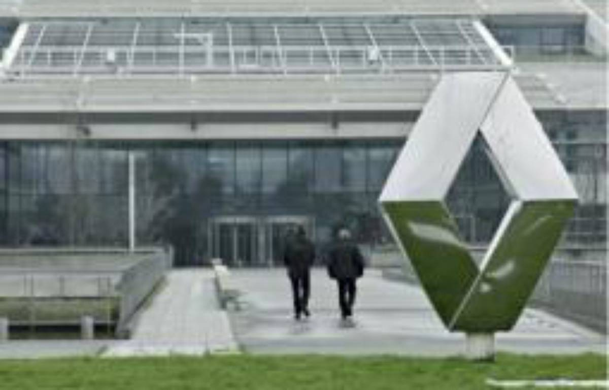 Le Technocentre de Renault à Guyancourt. –  J. CASSAGNE / 20 MINUTES