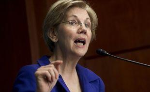 La sénatrice Elizabeth Warren, le 29 juin 2016 à Washington