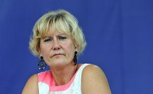 Nadine Morano, députée européenne UMP en septembre 2014.
