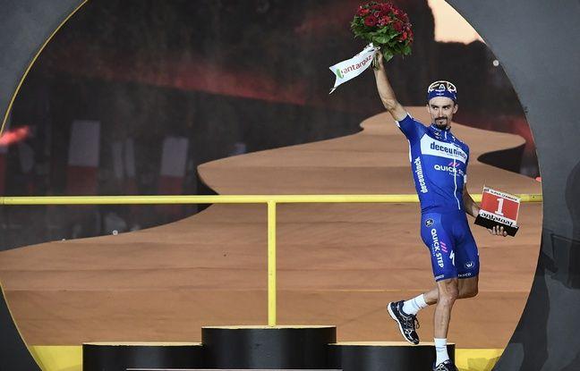 Tour de France 2019: Alaphilippe affirme qu'il ne jouera pas le général l'an prochain (et glisse un petit tacle à Kruijswijk)