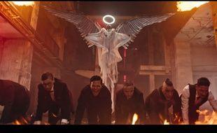 Image extraite du clip «Deutschland» de Rammstein.