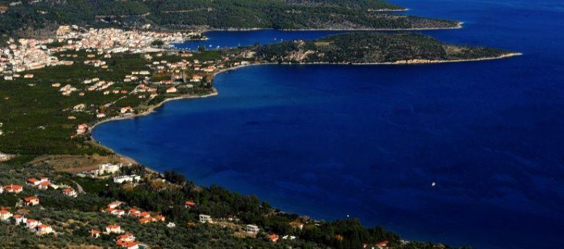 C'est la péninsule du Péloponnèse qui a été touchée ce lundi matin.
