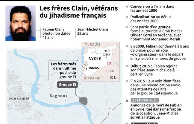 Chronologie de la radicalisation des frères Clain, vétérans du djihad dans les rangs de Daesh.